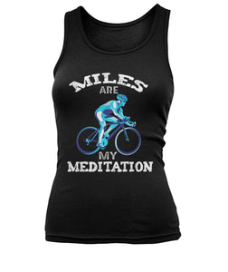 CYCLING- MILES ARE MY MEDITATION
