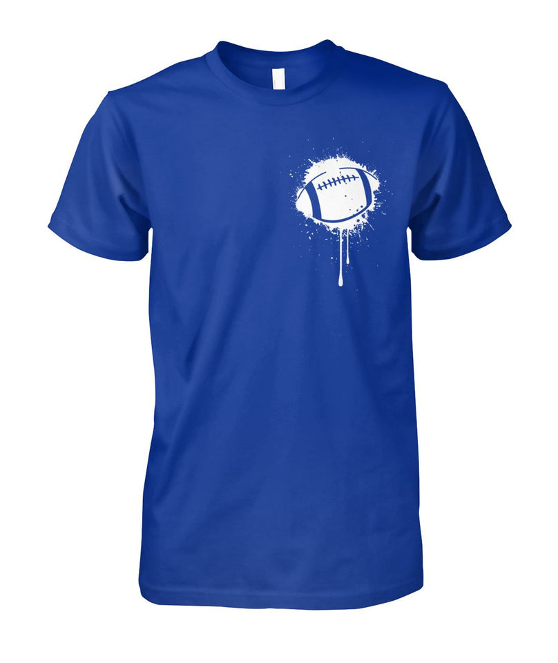 FOOTBALL - 2 SIDES - CUSTOMIZED SHIRT