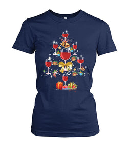 CHRISTMAS WINE SHIRT - LIMITED EDITION