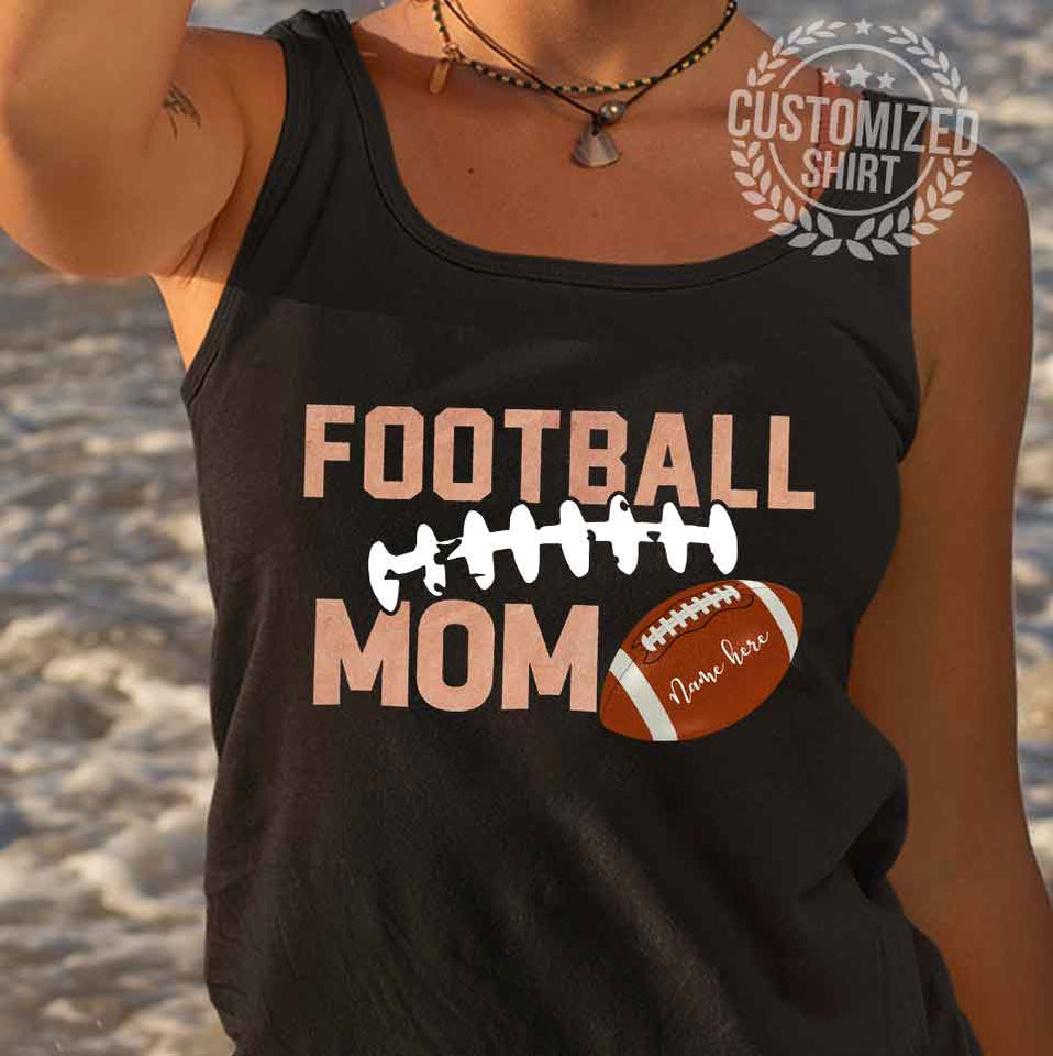 FOOTBALL PERSONALIZED SHIRT - PRACTICE LIKE A CHAMPION*
