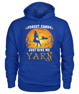CROCHET - JUST GIVE ME YARN - LIMITED EDITION