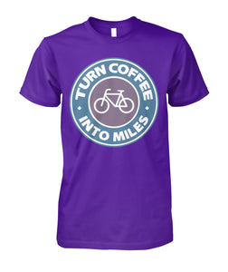 CYCLING- TURN COFFEE INTO MILES