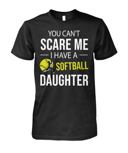 SOFTBALL - YOU CAN'T SCARE ME