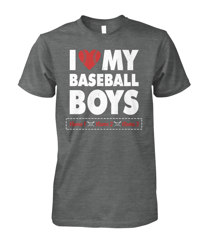 I LOVE MY BASEBALL BOYS - LIMITED EDITION