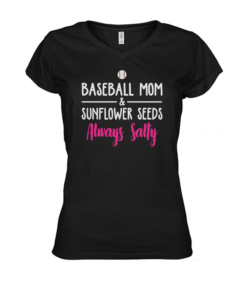 BASEBALL MOM & SUNFLOWER SEEDS - LIMITED EDITION
