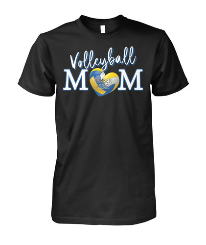 VOLLEYBALL MOM-LIMITED EDITION
