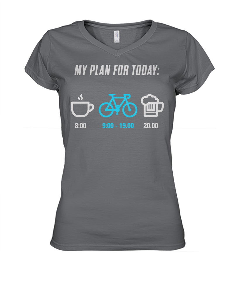 MY PLAN FOR TODAY CYCLING SHIRTS