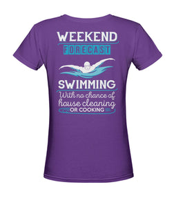 SWIMMING - WEEKEND FORECAST - LIMITED EDITION