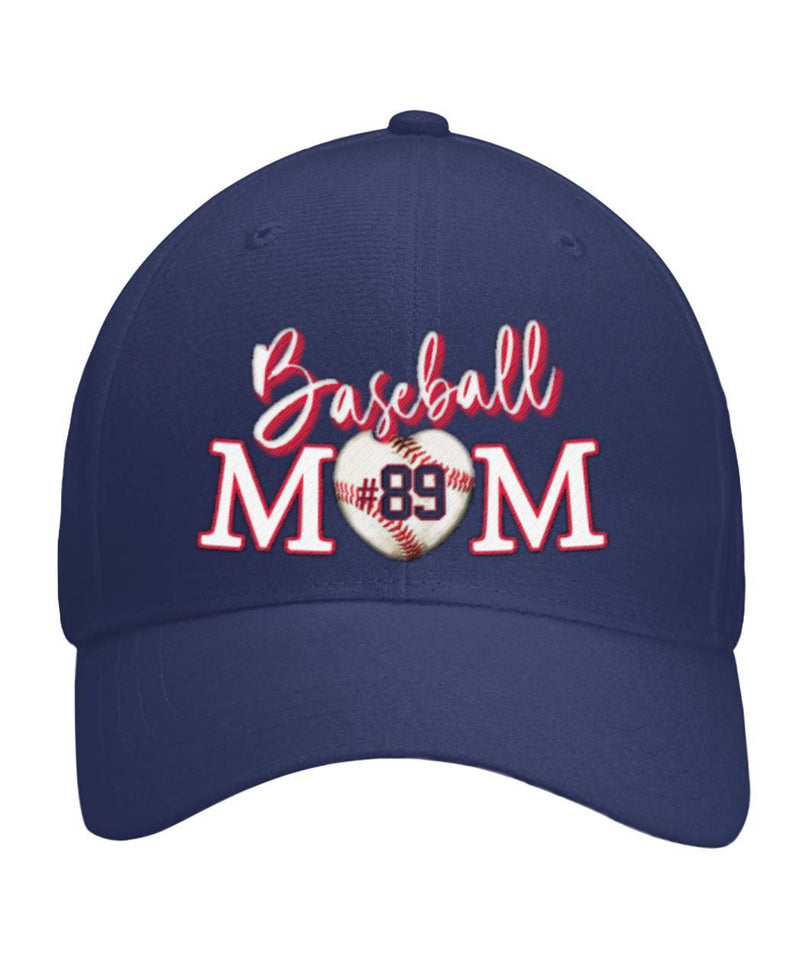 BASEBALL MOM HATS - LIMITED EDITION