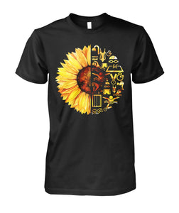 SWIMMING SUNFLOWER- LIMITED EDITION