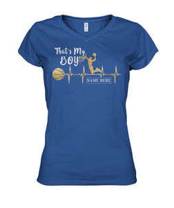 BASKETBALL-THAT'S MY BOY-LIMITED EDITION
