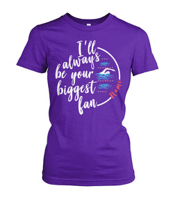 SWIM - ALWAYS BE YOUR BIGGEST FAN - GIRL SWIMMER