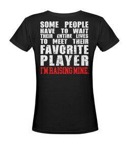 I'M RAISING MINE SHIRT - LIMITED EDITION