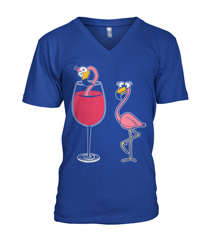 WINE FLAMINGOS