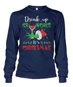 DRINK UP- IT'S CHRISTMAS - LIMITED EDITION