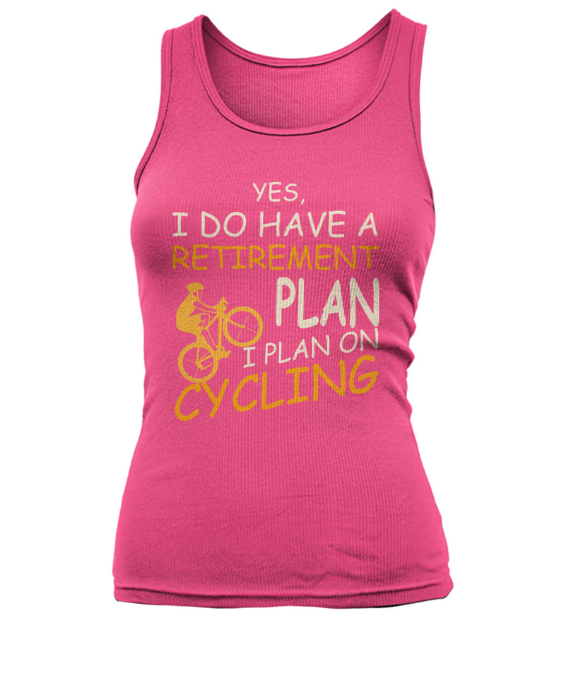 CYCLING- I PLAN ON CYCLING