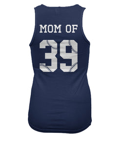 BASEBALL MOM - 2 SIDES - LIMITED EDITION