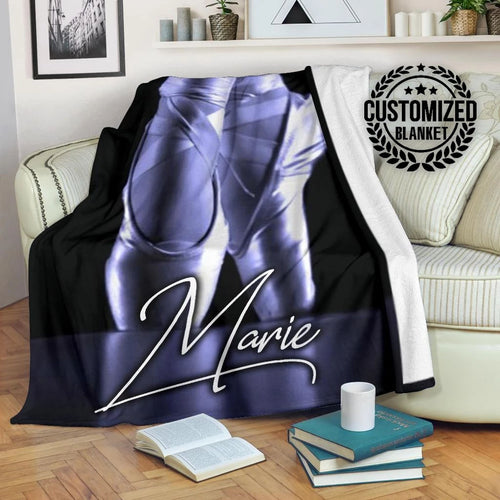 Ballet Shoes Custom Blanket - MP28111902NG