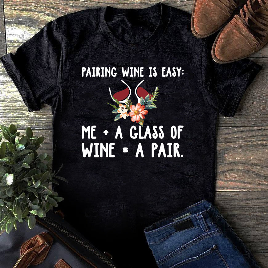 PAIRING WINE IS EASY-LIMITED EDITION