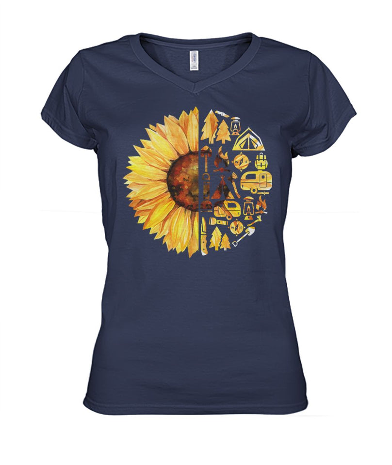 CAMPING- SUNFLOWER- LIMITED EDITION