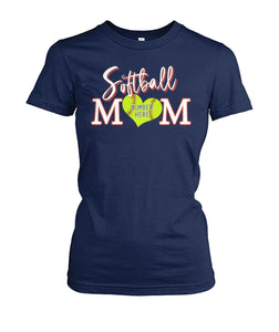 SOFTBALL MOM SHIRT - LIMITED EDITION