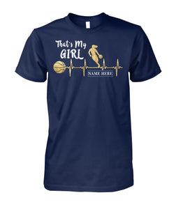 BASKETBALL - THAT'S MY GIRL - LIMITED EDITION