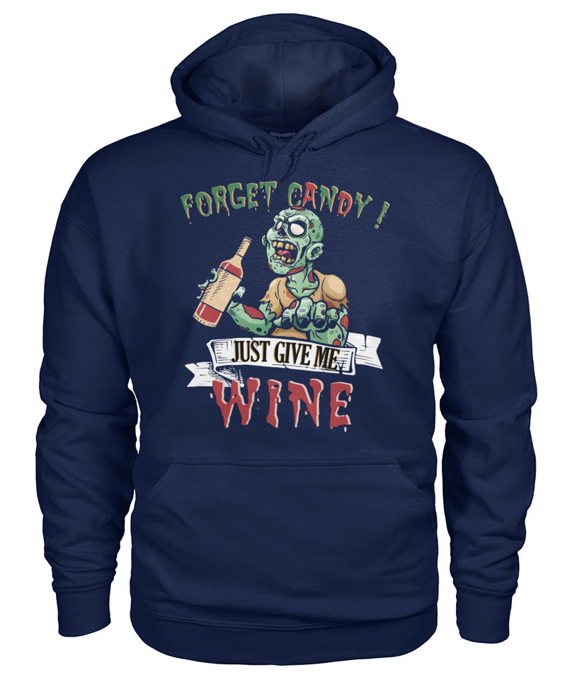 FORGET CANDY ! JUST GIVE ME WINE