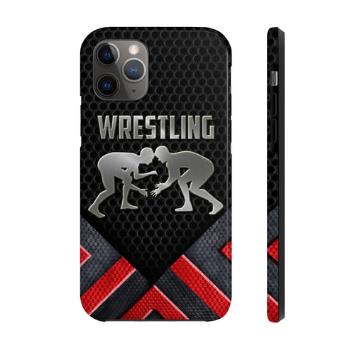 Wrestling Steel Phone Cases - PH1111195NH