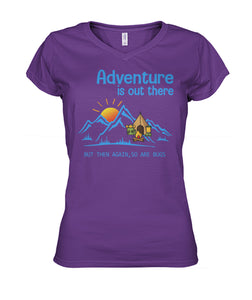 ADVENTURE IS OUT THERE - LIMITED EDITION