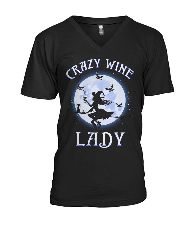 CRAZY WINE LADY