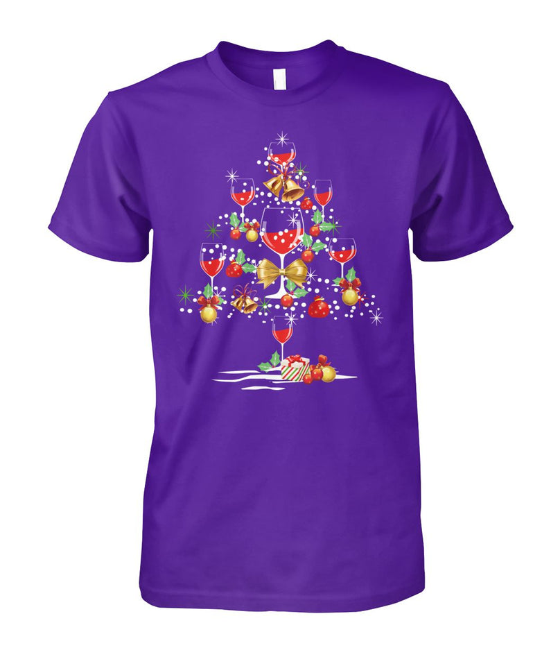 NEW CHRISTMAS WINE SHIRT - LIMITED EDITION