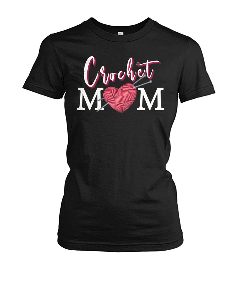 Crochet Mom Shirt - Limited Edition