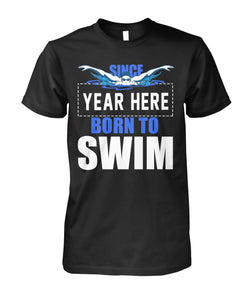 SWIMMING - BORN TO SWIM