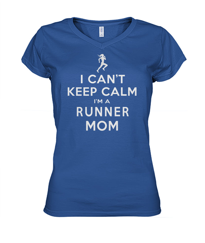 I CAN'T KEEP CALM - I'M A RUNNER MOM