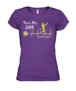 TENNIS-THAT'S MY SON-LIMITED EDITION