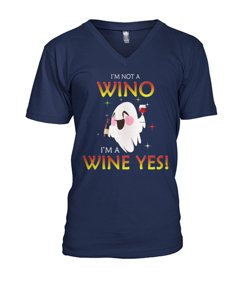 I'M NOT A WINO, I'M A WINE YES