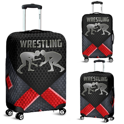 Wrestling Steel Luggage Covers - PH1111195NH