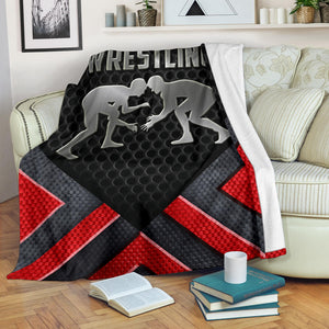 Wrestling Steel Blanket - PH1111195NH