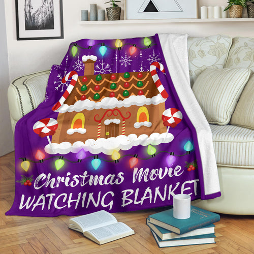THIS IS MY CHRISTMAS WINE BLANKET - TA090919OA