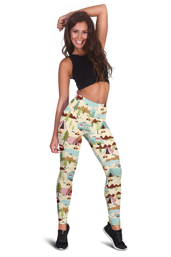CAMPING LEGGINGS - LIMITED EDITION