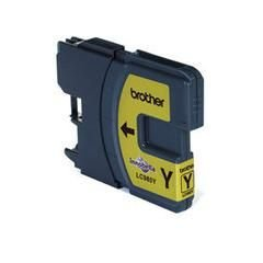 Brother Original LC980 Yellow Ink Cartridge