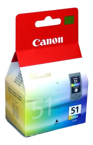 Canon CL-51 Printer Ink Cartridge