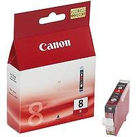 Canon CLI-8 Printer Ink Cartridge Red