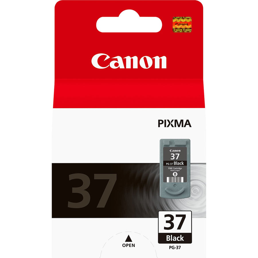 Canon PG-37 Printer Ink Cartridge Black