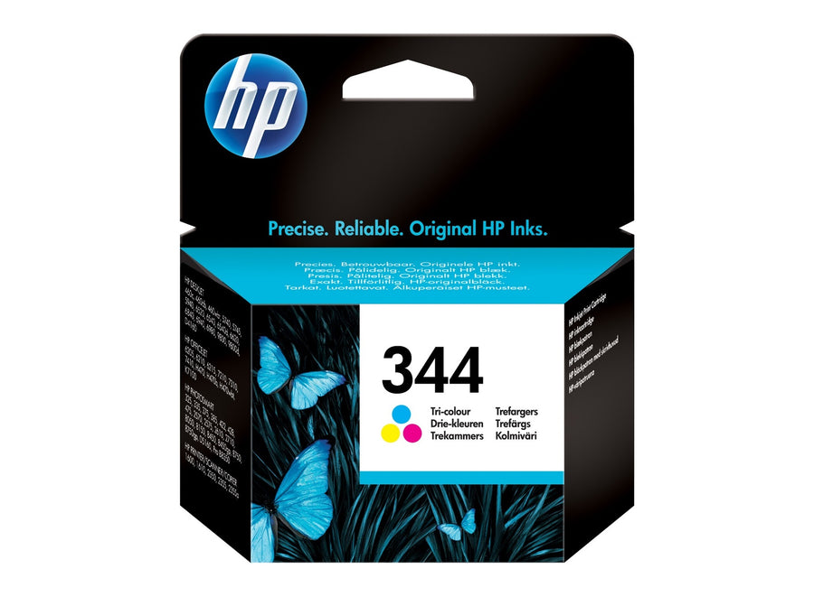 HP 344 Tri-colour Original Ink Cartridge Page Yield 560 (C9363EE)