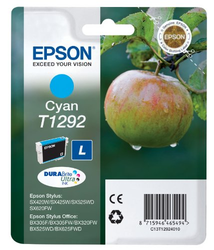 Epson Original T1292 Cyan ink 7ml