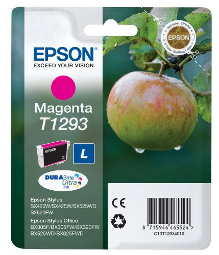 Epson Original T1293 Magenta Ink 7ml