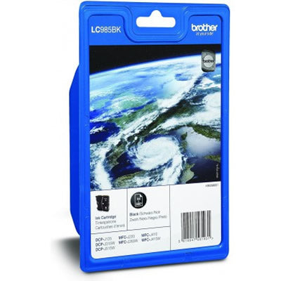 Brother Original LC985 Black Ink Cartridge