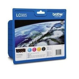Brother Original LC985 Value Pack