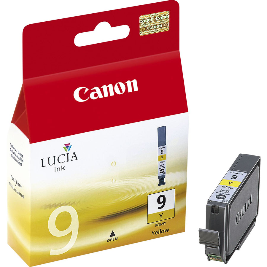 Canon PGI-9 Printer Ink Cartridge Yellow